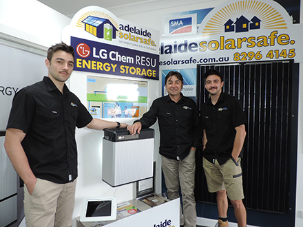 Adelaide Solar Safe is a locally owned business