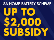 SA Home Battery Scheme - Register Here