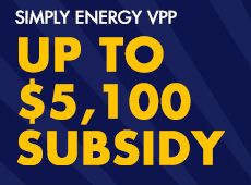 Simply Energy VPP Consultation