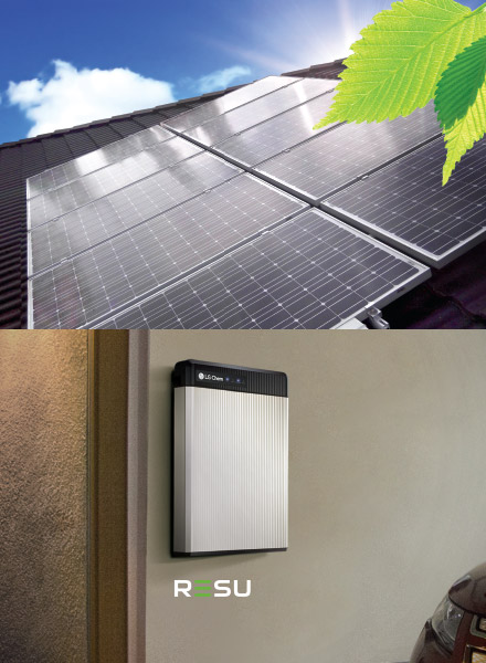 Solar Energy Storage from Adelaide Solar Safe!